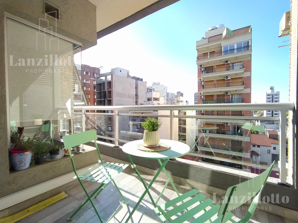 Foto Departamento en Venta en  Lanús Oeste,  Lanús  Riobamba 151 3amb con cochera, balcon con parrilla