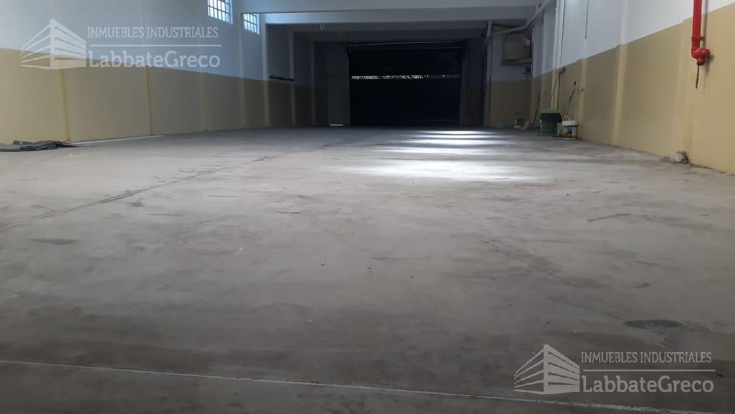 Foto Nave Industrial en Alquiler en  Villa Lynch,  General San Martin  Av. Juan Domingo Perón al 5200