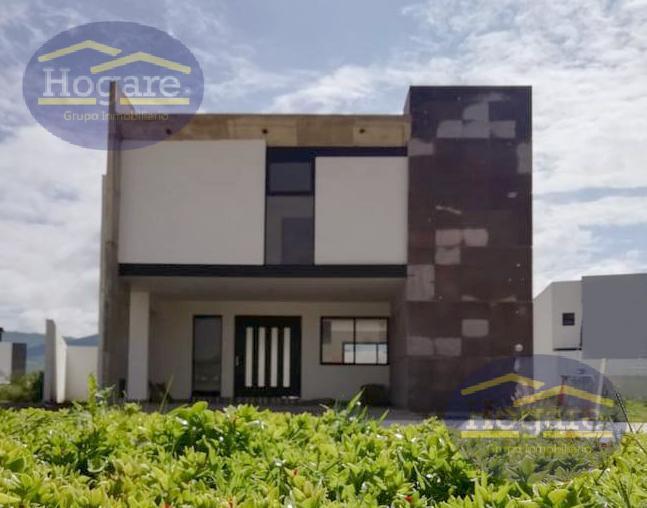 Casa en venta en Lomas del Molino frente área verde León, Gto.