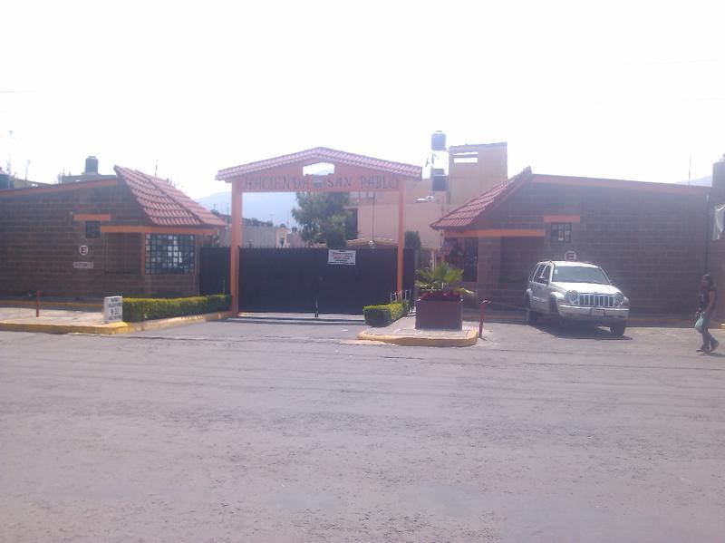 Foto Casa en condominio en Venta en  Hacienda San Pablo,  Coacalco de Berriozábal  CONJUNTO HACIENDA SAN PABLO, CASA, VENTA, COACALCO, EDO. DE MÉXICO