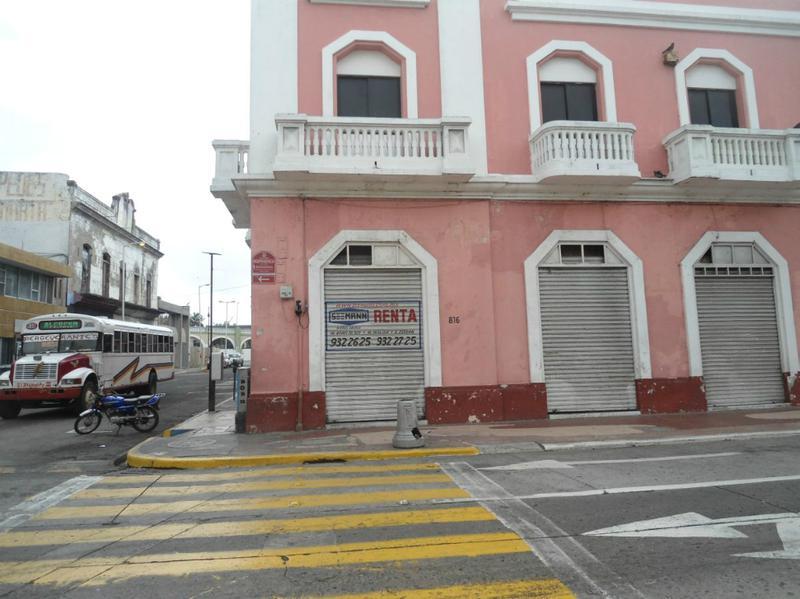 Foto Local en Renta en  Veracruz ,  Veracruz   # 816 esquina Constitucion, Colonia Centro
