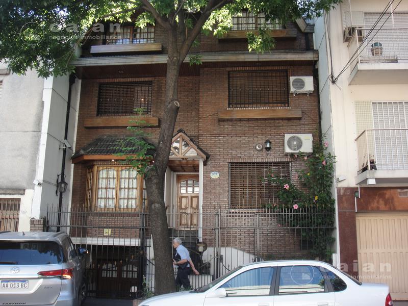 Foto Casa en Venta en  Caballito ,  Capital Federal  Beauchef al 500