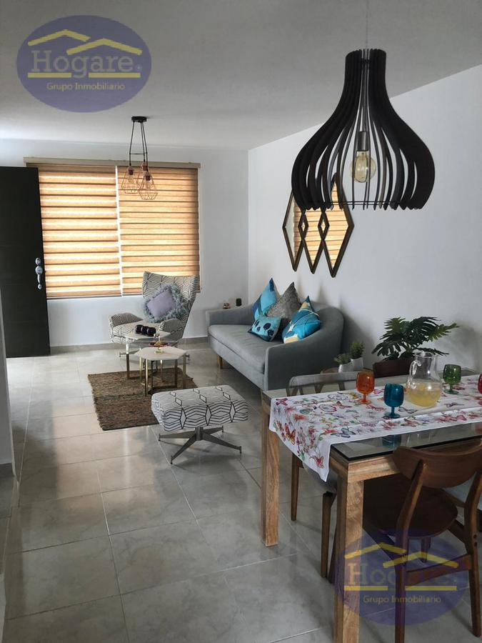 Casa en venta modelo FIORE 3 recamarás Arancia Residencial León Gto.