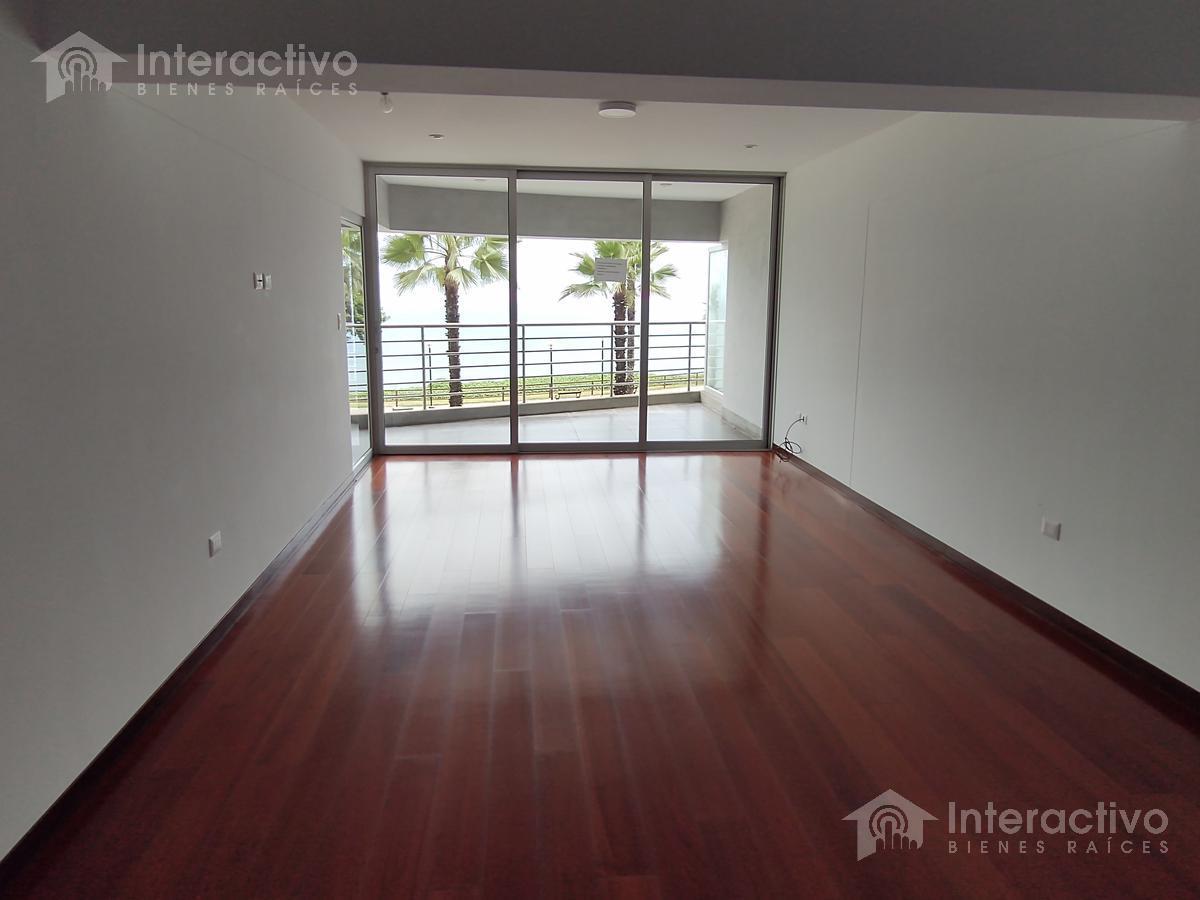 Foto Departamento en Venta en  Miraflores,  Lima          Malecon  dpto en 2do piso de estreno con vista al mar