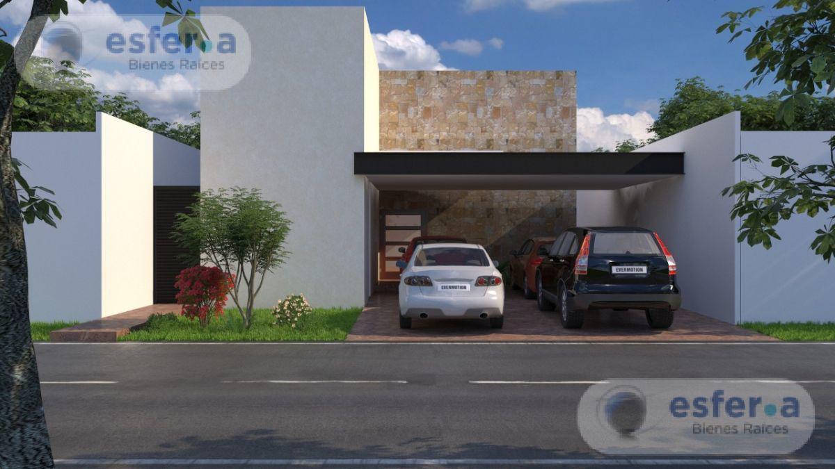 Foto Casa en Venta en  Conkal ,  Yucatán  CASA DE LUJO EN PRIVAA ARBÓREA   LOTE 41   CONKAL YUCATAN