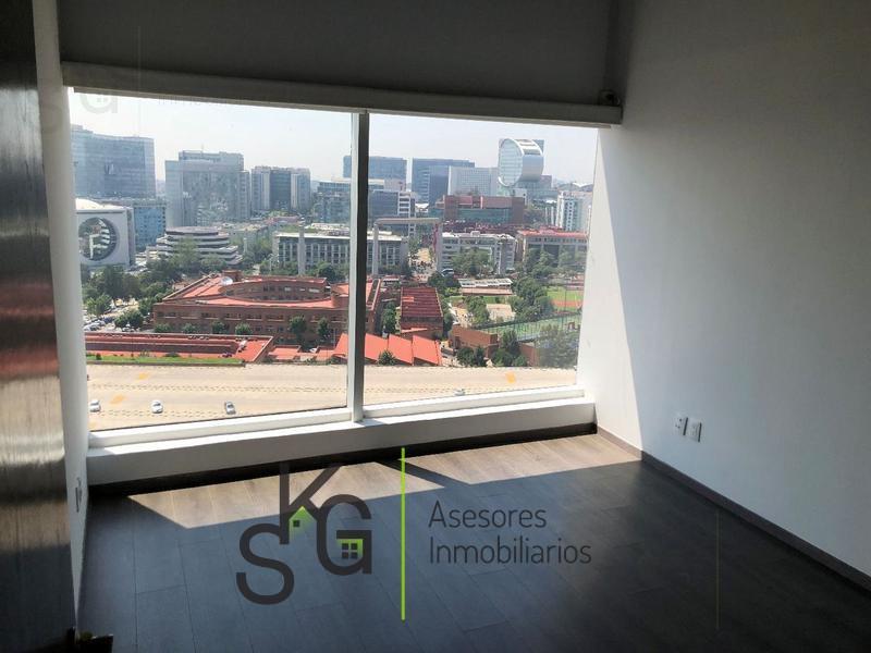 Foto Oficina en Renta en  Paseo de las Lomas,  Alvaro Obregón  SKG Asesores Inmobiliarios Renta Excelente Oficina, Corporativo Piper Santa Fe
