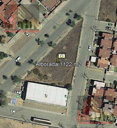 Foto Terreno en Venta en  La Alborada,  Cuautitlán  LA ALBORADA, TERRENO CONJUNTO HABITACIONAL, VENTA, CUAUTITLAN, ESTADO DE MEXICO.