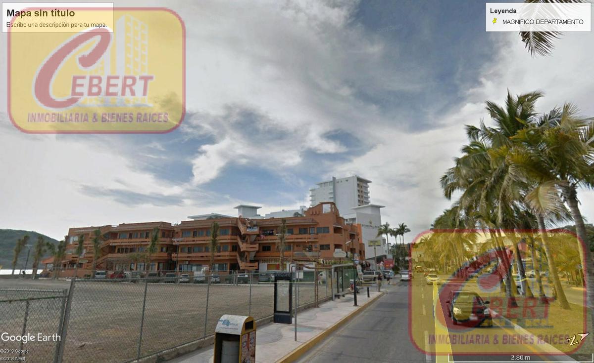 Foto Departamento en Venta en  Mazatlán ,  Sinaloa  MAGNIFICO DEPARTAMENTO FRENTE AL MAR, EN MAZATLAN ZONA DORADA