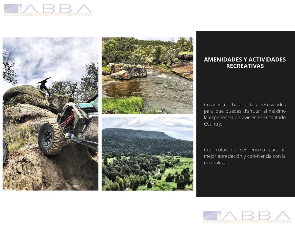 Foto Terreno en Venta en  Aquiles Serdán ,  Chihuahua  Fraccionamiento privado en Majalca