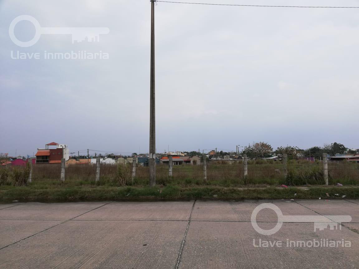 Foto Terreno en Venta en  Coatzacoalcos ,  Veracruz  Terreno en Venta, Blvd. Barrillas, Frac. Paraíso las Dunas