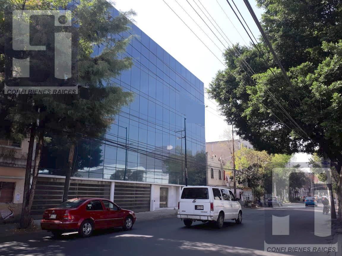 Foto Edificio Comercial en Renta en  Obrera,  Cuauhtémoc  Ofnas. en Renta  Col. Obrera - Obra Gris