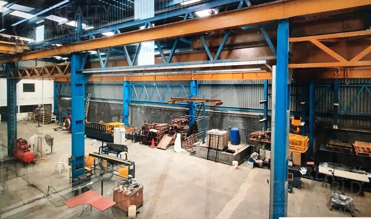 Foto Bodega Industrial en Venta en  San Francisco,  Apodaca  La Primavera No.000