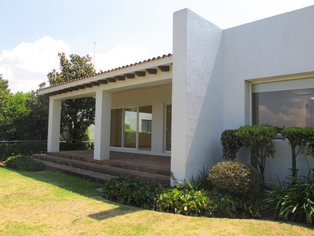 Foto Casa en Renta en  Club de Golf los Encinos,  Lerma  CASA LOS ENCINOS
