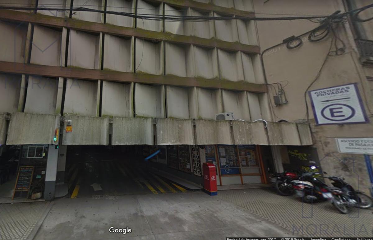 Foto Cochera en Venta |  en  Microcentro,  Rosario  San Lorenzo 1022