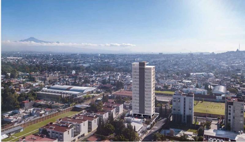 Foto Departamento en Venta | Renta en  Santa Cruz Buenavista Norte,  Puebla  Kupress (Recta Cholula)