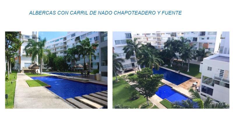 Foto Casa en Venta en  Supermanzana,  Cancún  Departamentos y Penthouse Tziara Cancun