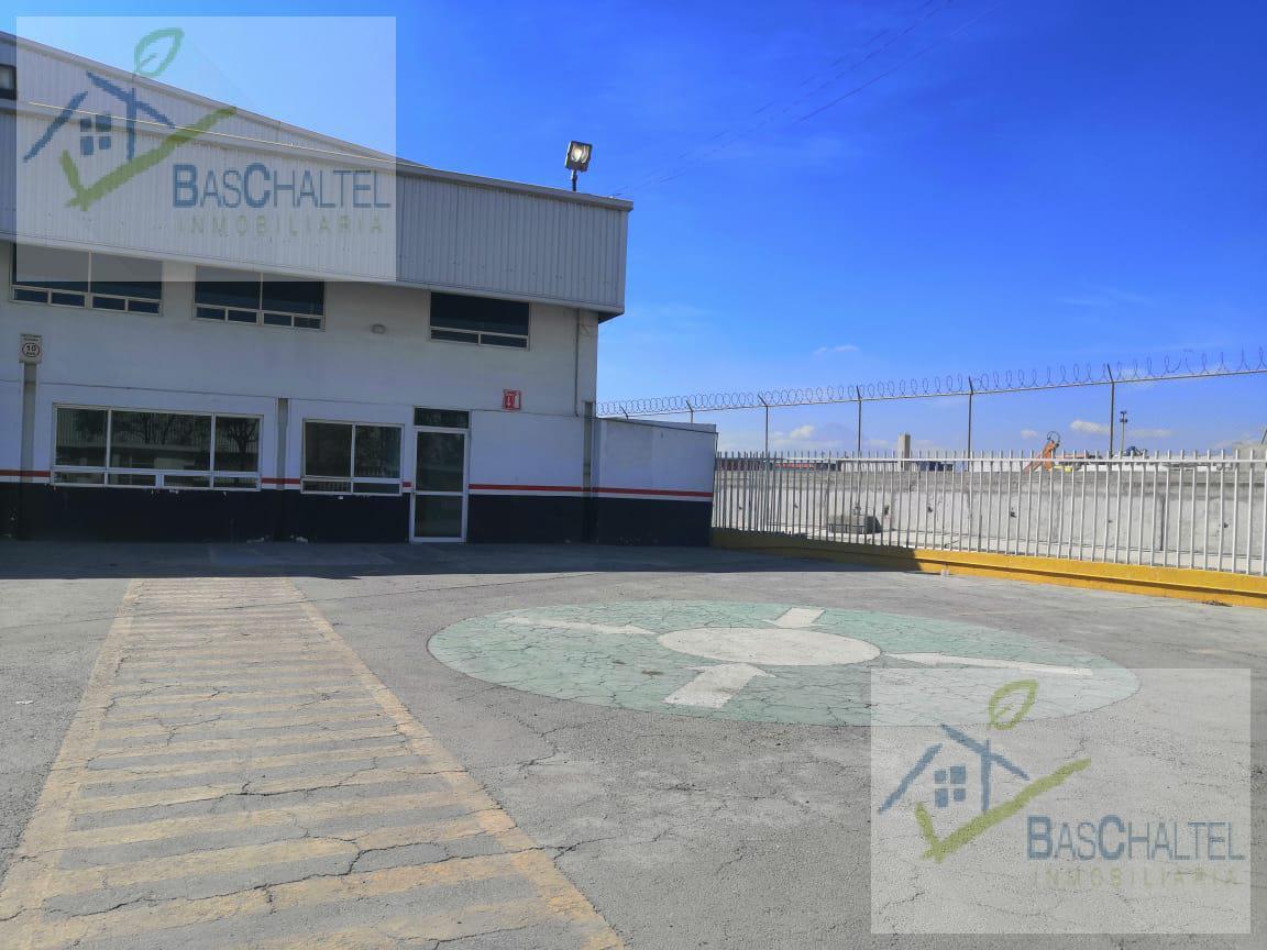 Foto Nave Industrial en Renta |  en  Pueblo San Francisco Ocotlán,  Coronango  Pueblo San Francisco Ocotlán