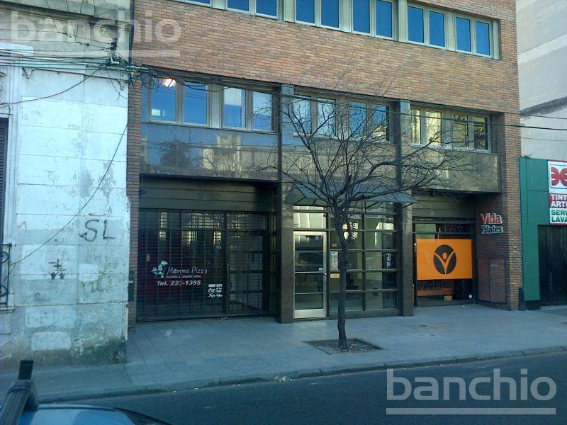 SAN LUIS  al 700, Centro, Santa Fe. Alquiler de Comercios y oficinas - Banchio Propiedades. Inmobiliaria en Rosario