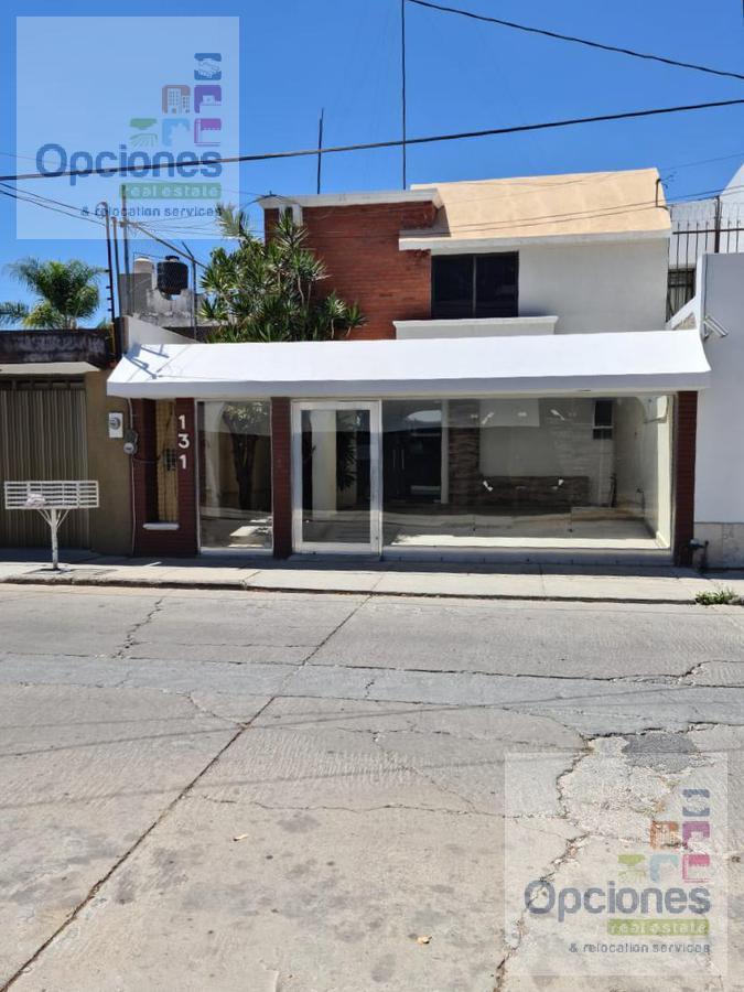 Foto Casa en Renta en  Fraccionamiento Jardines del Moral,  León  Jardines del Moral