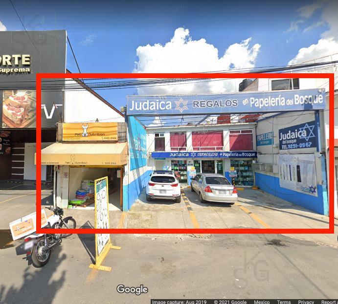 Foto Local en Venta en  Lomas del Chamizal,  Cuajimalpa de Morelos  SKG Asesores Inmobiliarios Renta Local en Av. Stim, Lomas del Chamizal, Bosques de las Lomas
