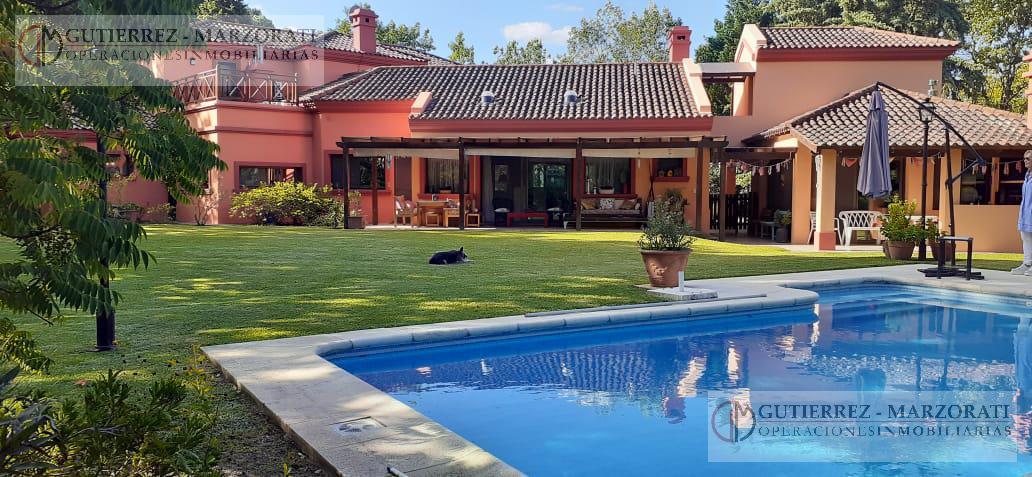 Foto Casa en Alquiler temporario en  Carmel C.C,  Countries/B.Cerrado (Pilar)  El Carmel