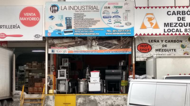Foto Local en Renta en  Paraíso,  Guadalupe  BODEGA COMERCIAL