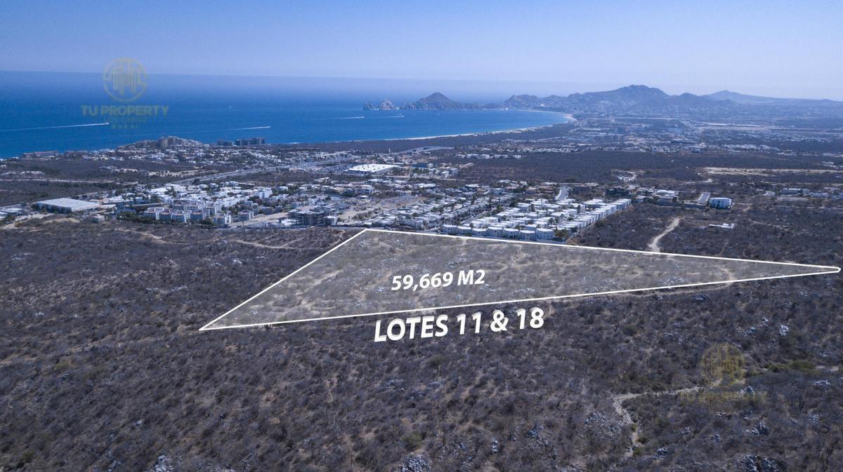 Foto Terreno en Venta en  El Tezal,  Los Cabos  Tezal next to Hermitage, Parcela 11 & 18