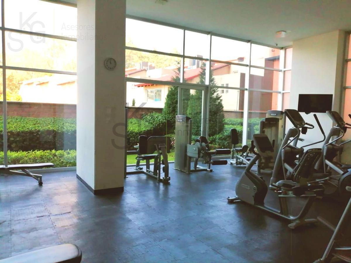 Foto Departamento en Venta en  El Molino,  Cuajimalpa de Morelos  SKG Asesores Inmobiliarios Vende Departamento en Residencial Sendero Santa Fe