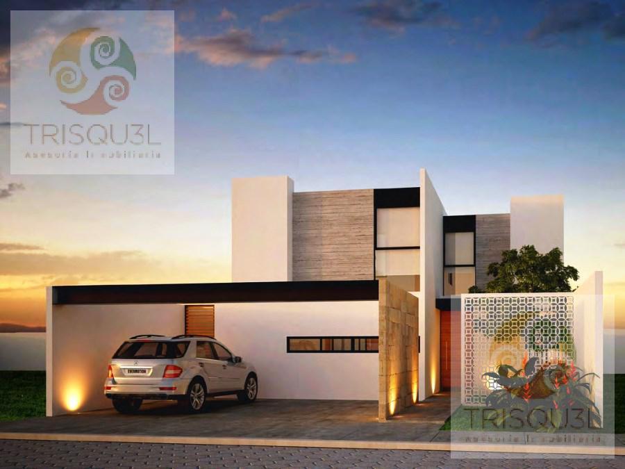 Foto Casa en condominio en Venta en  Conkal ,  Yucatán   Casa en Venta Privada Zelena (Mod 2) Conkal  Mérida Yucatán