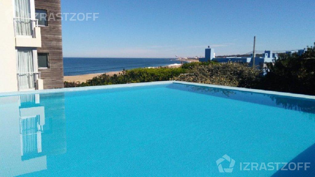 Departamento-Venta-Punta del Este-Casas de Mar, Manantiales Frente a Bikini