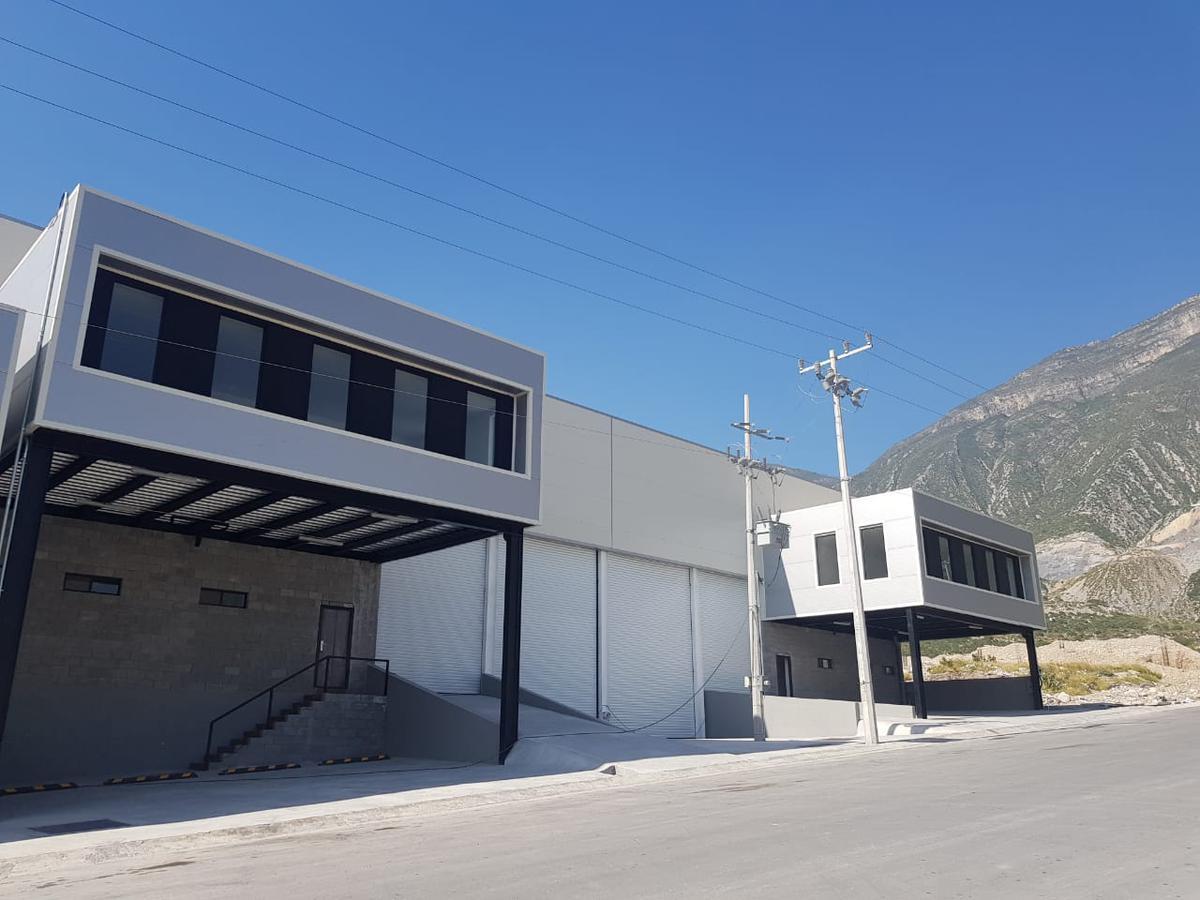Foto Bodega Industrial en Renta en  Industrial Santa Catarina,  Santa Catarina  AVENIDA COLOSIO al 200