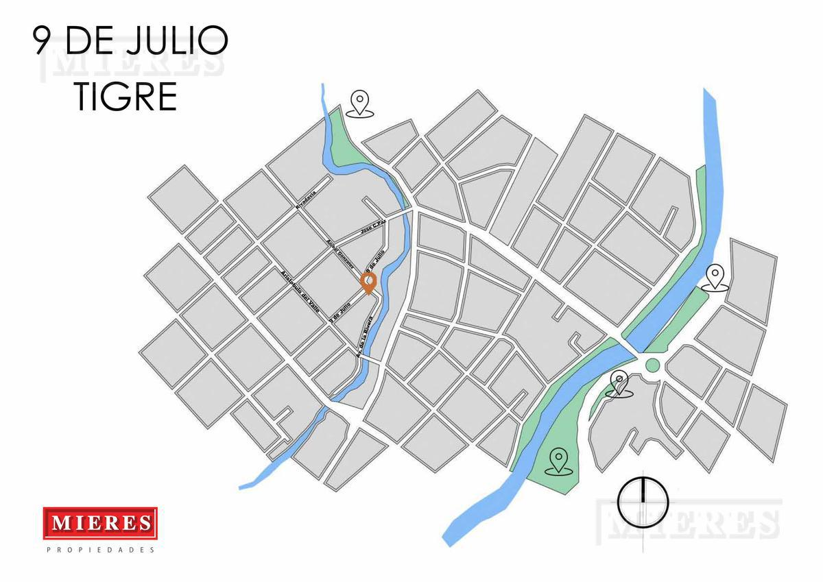 Edificio 9 de Julio - Emprendimiento al pozo con financiacion