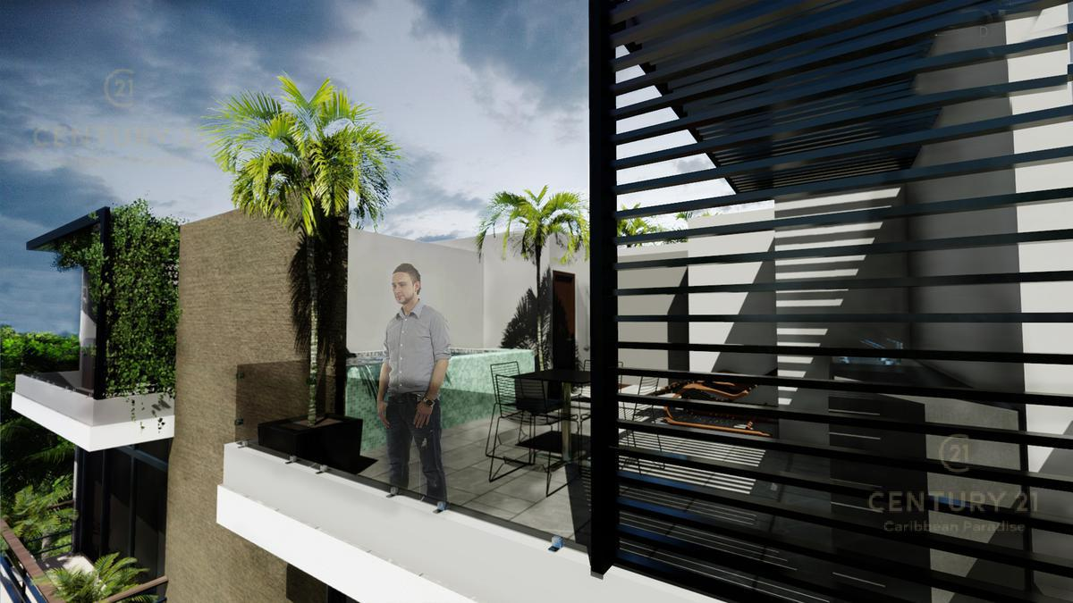 Playa del Carmen Apartment for Sale scene image 11