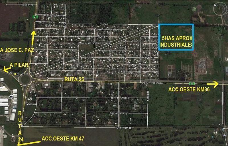 Foto Nave Industrial en Venta en  Moreno ,  G.B.A. Zona Oeste  Pedraza 100