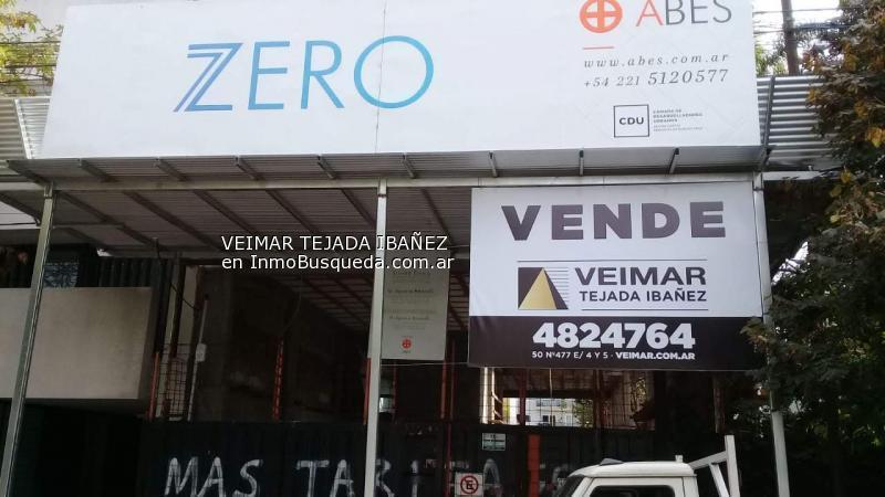Foto Departamento en Venta en  La Plata,  La Plata  53 E/ 20 Y 21 ABES ZERO