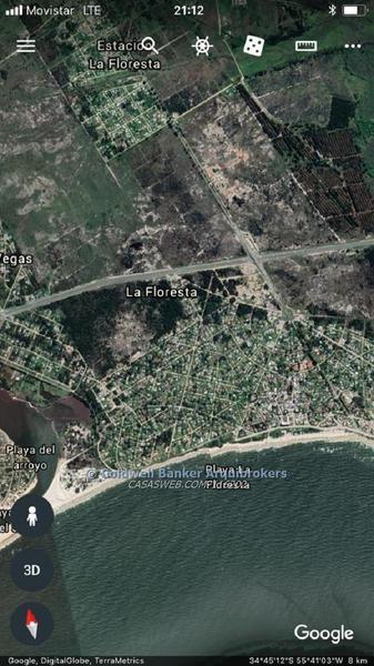 Foto Terreno en Venta en  La Floresta ,  Canelones  Terreno en venta en La Floresta