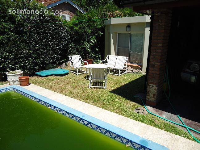 Foto Casa en Venta en  Mart.-Vias/Libert.,  Martinez  Balcarce