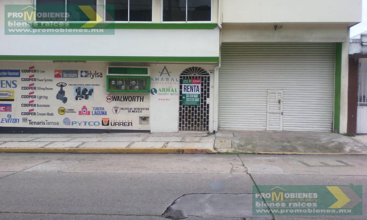 Foto Local en Renta en  Coatzacoalcos ,  Veracruz  OFICINAS CENTRO CALLE JUAREZ