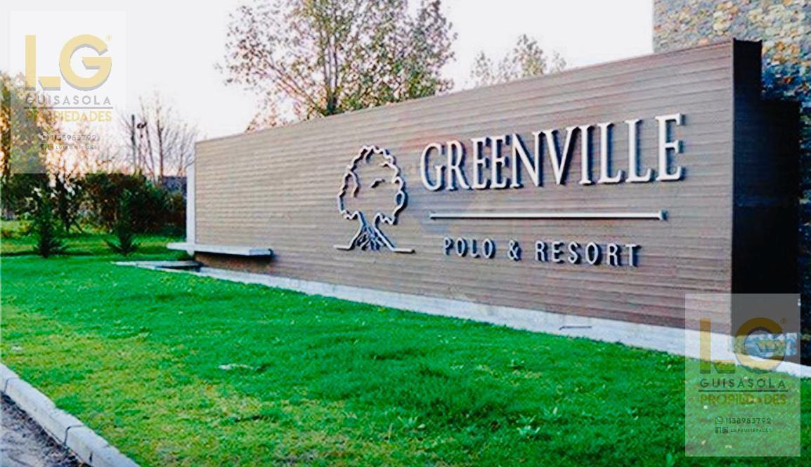 Foto Terreno en Venta en  Greenville Polo & Resort,  Countries/B.Cerrado (Berazategui)  Lote En Venta Greenville