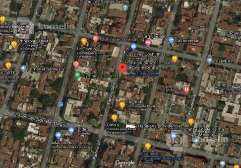 Foto Departamento en Venta en  Del Valle,  Benito Juárez  Patricio Sanz 612  Depto 602