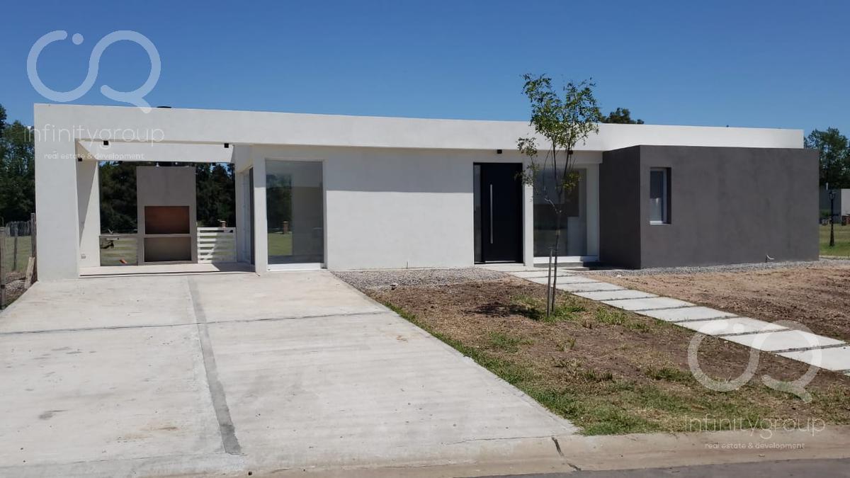 Foto Casa en Venta en  San Ramon,  Pilar Del Este  Pilar del Este - Barrio San Ramón Casa al 600