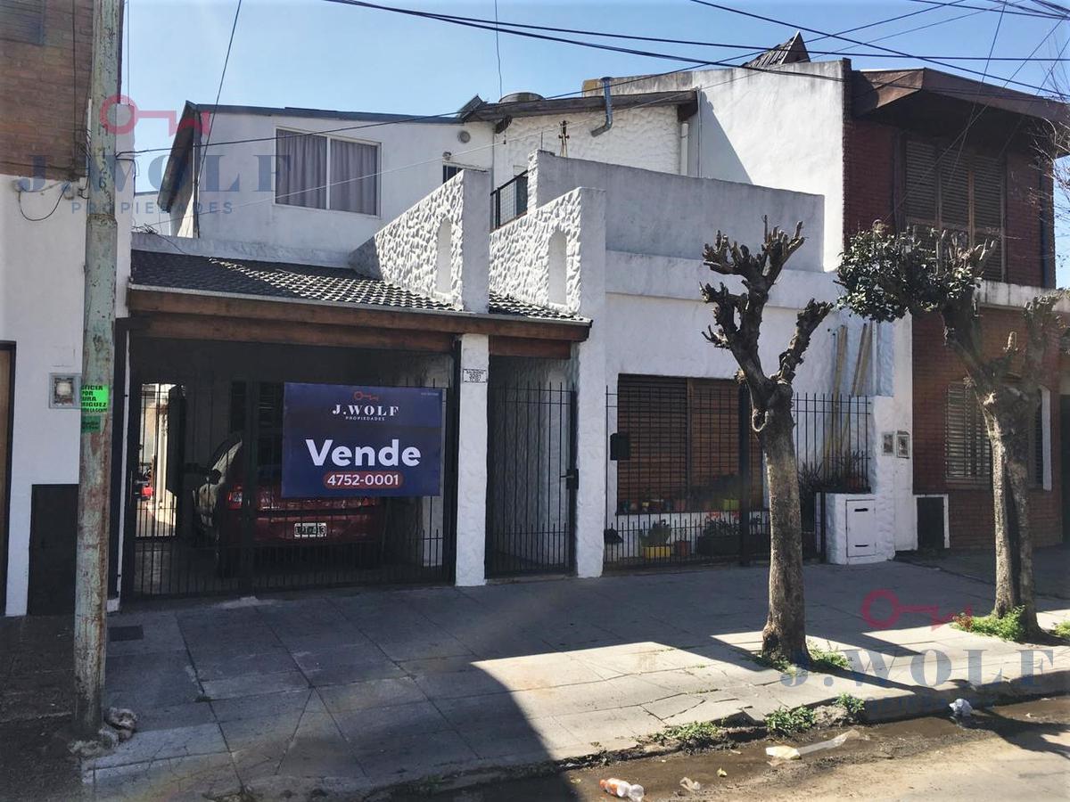 Foto Casa en Venta en  San Andres,  General San Martin  Salguero al 3200