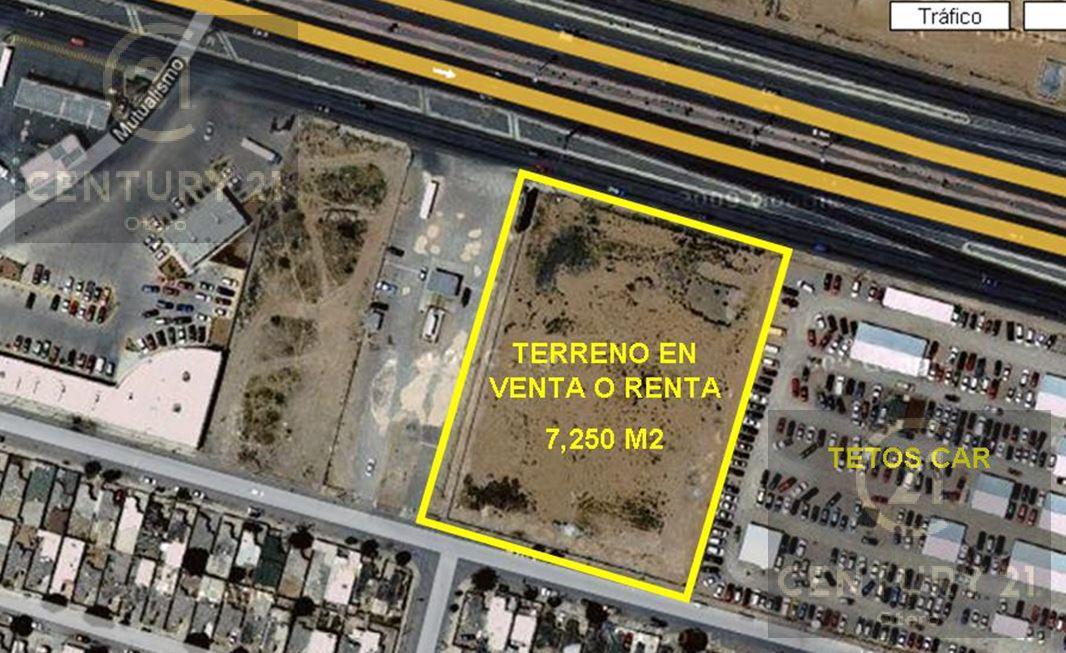 Foto Terreno en Venta en  Fraccionamiento Municipio Libre,  Juárez  Fraccionamiento Municipio Libre