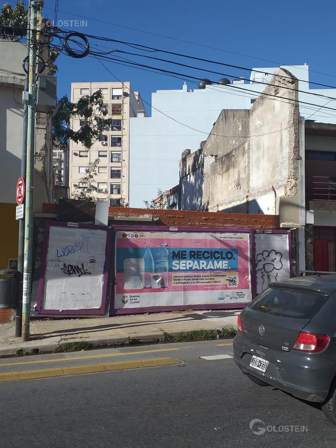 Foto Terreno en Venta en  Almagro ,  Capital Federal  Estivao 114/116