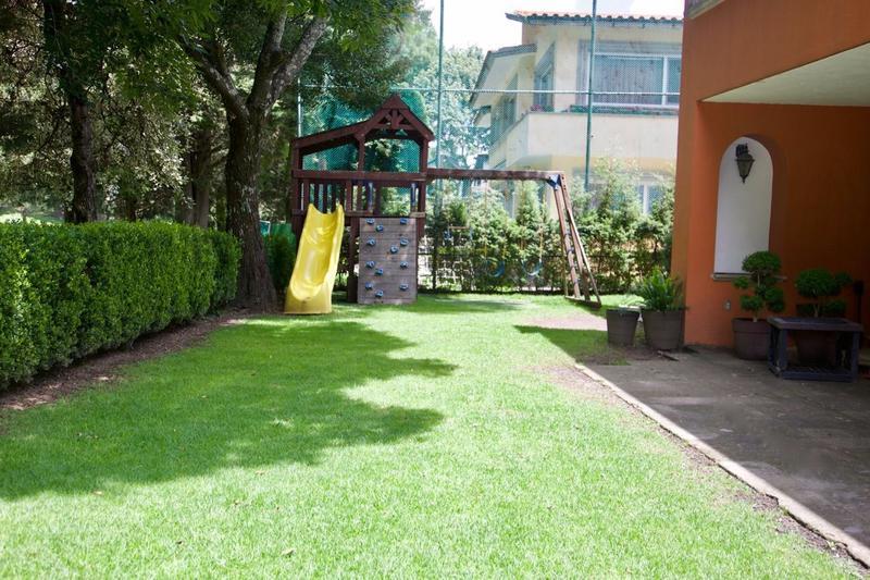 Foto Casa en Renta en  Club de Golf los Encinos,  Lerma  Fraccionamiento Club de golf los Encinos, Club de Golf los Encinos, Lerma