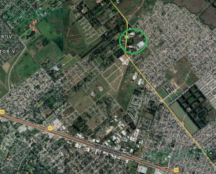 Foto Terreno en Venta en  Moreno ,  G.B.A. Zona Oeste  Ruta Provincial 25 Esquina Don Bosco