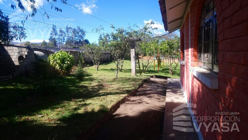 Foto Terreno en Venta en  Checa,  Quito  Checa - Amplio terreno de al 4800