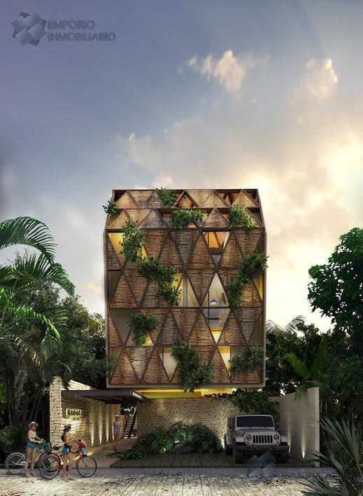 Foto Departamento en Venta en  La Veleta,  Tulum  Penthouse Venta Madara Tulum $260,000 USD Tongon E1