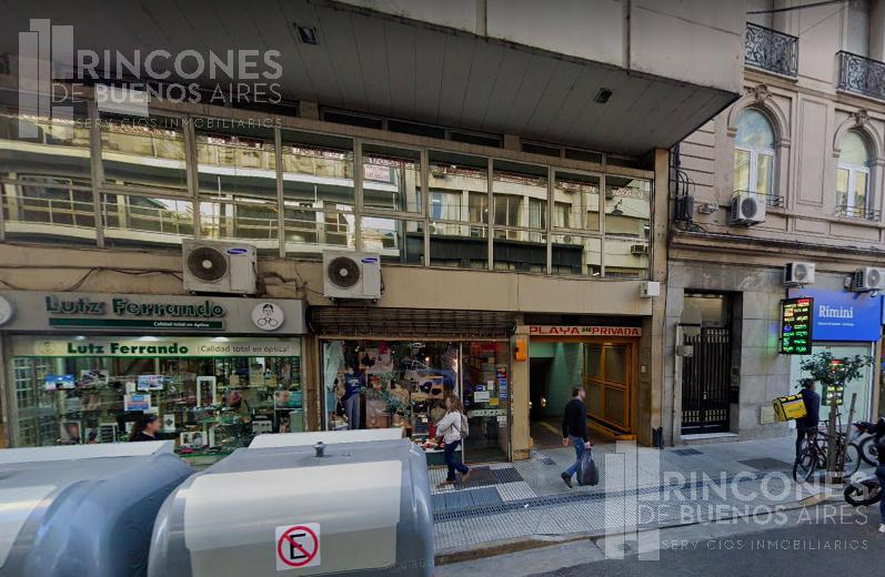 Foto Cochera en Alquiler en  Retiro,  Centro (Capital Federal)  Paraguay al 600