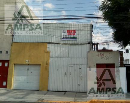 Foto Bodega Industrial en Renta    en  San Javier,  Tlalnepantla de Baz  Guerrero
